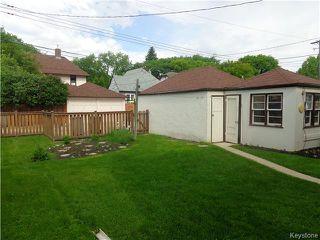 Photo 17: 295 Queenston Street in Winnipeg: River Heights / Tuxedo / Linden Woods Residential for sale (South Winnipeg)  : MLS®# 1615992