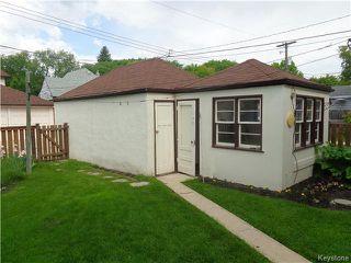 Photo 18: 295 Queenston Street in Winnipeg: River Heights / Tuxedo / Linden Woods Residential for sale (South Winnipeg)  : MLS®# 1615992