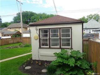Photo 19: 295 Queenston Street in Winnipeg: River Heights / Tuxedo / Linden Woods Residential for sale (South Winnipeg)  : MLS®# 1615992