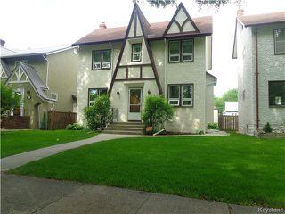 Photo 2: 295 Queenston Street in Winnipeg: River Heights / Tuxedo / Linden Woods Residential for sale (South Winnipeg)  : MLS®# 1615992