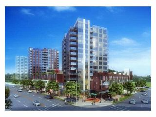 """Main Photo: 1501 7468 LANSDOWNE Road in Richmond: Brighouse Condo for sale in """"CADENCE"""" : MLS®# R2121418"""
