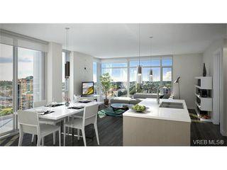 Photo 2: 1502 960 Yates St in VICTORIA: Vi Downtown Condo for sale (Victoria)  : MLS®# 750504