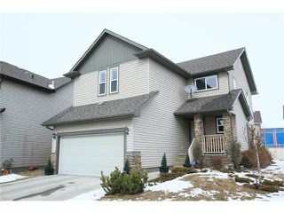 Photo 1: 1857 BAYWATER Street SW: Airdrie House for sale : MLS®# C4104542