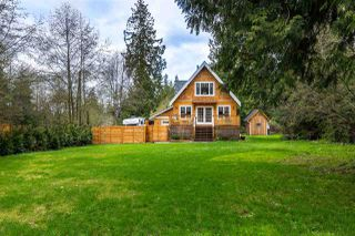 Main Photo: 3430 SPRUCE Road: Roberts Creek House for sale (Sunshine Coast)  : MLS®# R2155366