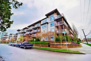 "Photo 1: 410 9233 FERNDALE Road in Richmond: McLennan North Condo for sale in ""RED 2"" : MLS®# R2157364"