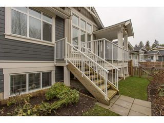 "Photo 20: 2 15989 MOUNTAIN VIEW Drive in Surrey: Grandview Surrey Townhouse for sale in ""HEARTHSTONE IN THE PARK"" (South Surrey White Rock)  : MLS®# R2163450"
