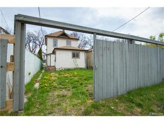 Photo 20: 774 Simcoe Street in Winnipeg: West End Residential for sale (5A)  : MLS®# 1711287