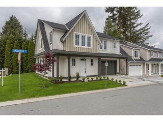 """Photo 2: 1 33973 HAZELWOOD Avenue in Abbotsford: Abbotsford East House for sale in """"Heron Pointe!"""" : MLS®# R2166921"""