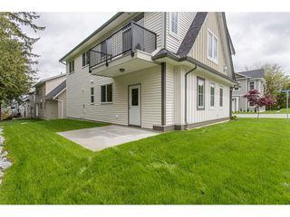 """Photo 20: 1 33973 HAZELWOOD Avenue in Abbotsford: Abbotsford East House for sale in """"Heron Pointe!"""" : MLS®# R2166921"""