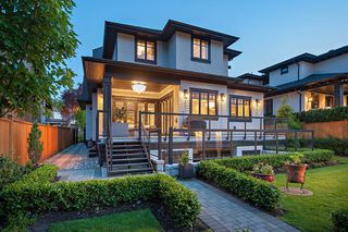 "Photo 20: 1189 W 32ND Avenue in Vancouver: Shaughnessy House for sale in ""SHAUGHNESSY"" (Vancouver West)  : MLS®# R2174302"