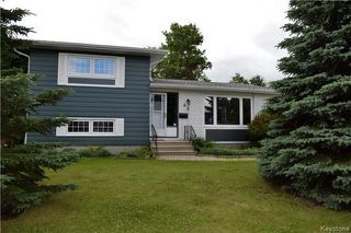Photo 1: 6 Ascot Bay in Winnipeg: Charleswood Residential for sale (1G)  : MLS®# 1718526