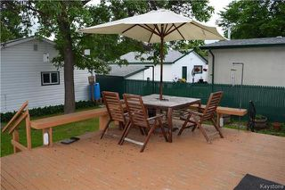 Photo 16: 6 Ascot Bay in Winnipeg: Charleswood Residential for sale (1G)  : MLS®# 1718526