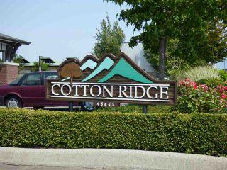 "Photo 2: 202 45645 KNIGHT Road in Sardis: Sardis West Vedder Rd Condo for sale in ""COTTON RIDGE"" : MLS®# R2189370"