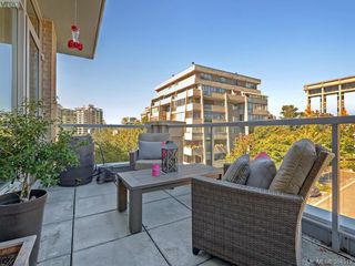 Photo 19: 601 828 Rupert Terr in VICTORIA: Vi Downtown Condo for sale (Victoria)  : MLS®# 772885