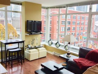 "Photo 10: 410 1133 HOMER Street in Vancouver: Yaletown Condo for sale in ""Yaletown"" (Vancouver West)  : MLS®# R2226540"