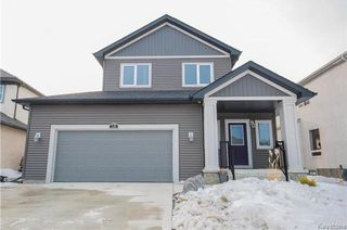 Photo 1: 18 Coneflower Crescent in Winnipeg: Sage Creek Residential for sale (2K)  : MLS®# 1806118
