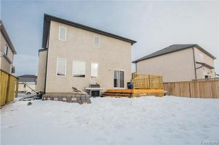 Photo 19: 18 Coneflower Crescent in Winnipeg: Sage Creek Residential for sale (2K)  : MLS®# 1806118