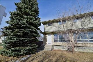 Photo 1: 227 Dalhousie Drive in Winnipeg: Fort Richmond Residential for sale (1K)  : MLS®# 1809319