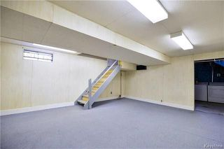 Photo 16: 227 Dalhousie Drive in Winnipeg: Fort Richmond Residential for sale (1K)  : MLS®# 1809319