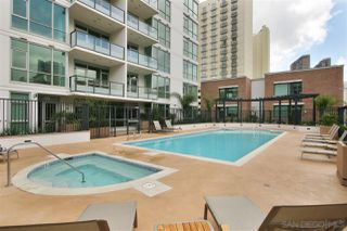 Photo 12: DOWNTOWN Condo for rent : 2 bedrooms : 325 7Th Ave #1507 in San Diego