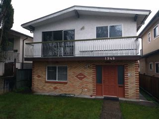Photo 1: 1948 NASSAU Drive in Vancouver: Fraserview VE House for sale (Vancouver East)  : MLS®# R2260589