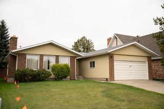 Main Photo: 65 GREENOCH Crescent in Edmonton: Zone 29 House for sale : MLS®# E4128473