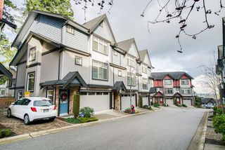 "Photo 1: 158 6299 144 Street in Surrey: Sullivan Station Townhouse for sale in ""Altura"" : MLS®# R2326025"