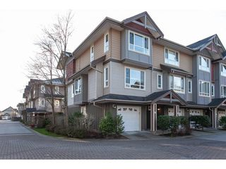 """Main Photo: 43 7088 191 Street in Surrey: Clayton Townhouse for sale in """"Montana"""" (Cloverdale)  : MLS®# R2327138"""
