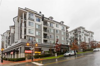 "Photo 1: 210 202 LEBLEU Street in Coquitlam: Maillardville Condo for sale in ""MACKIN PARK"" : MLS®# R2328442"
