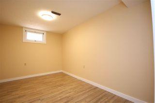 Photo 25: 112 Oak Drive: Wetaskiwin House for sale : MLS®# E4141847