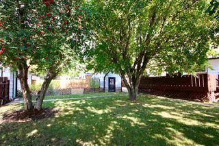 Photo 28: 112 Oak Drive: Wetaskiwin House for sale : MLS®# E4141847