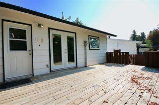 Photo 27: 112 Oak Drive: Wetaskiwin House for sale : MLS®# E4141847