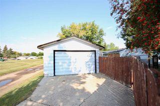 Photo 30: 112 Oak Drive: Wetaskiwin House for sale : MLS®# E4141847