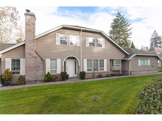 "Main Photo: 11 21848 50 Avenue in Langley: Murrayville Townhouse for sale in ""Cedar Crest Estates"" : MLS®# R2335999"