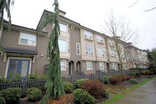 "Photo 1: 37 7938 209 Street in Langley: Willoughby Heights Townhouse for sale in ""Red Maple Park"" : MLS®# R2338370"
