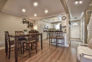 """Main Photo: 22741 GILLEY Avenue in Maple Ridge: East Central Townhouse for sale in """"CEDAR GROVE 2"""" : MLS®# R2349693"""