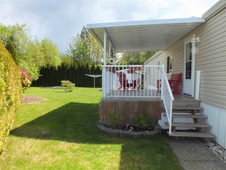 Photo 2: 11 62790 FLOOD HOPE Road in Hope: Hope Silver Creek Manufactured Home for sale : MLS®# R2351212