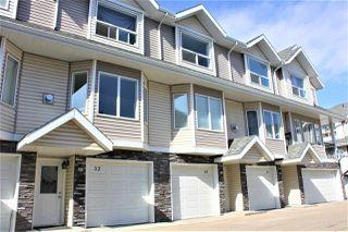 Photo 1: 33 13215 153 Avenue in Edmonton: Zone 27 Townhouse for sale : MLS®# E4150311