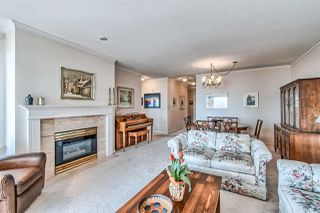 "Photo 4: 406 2271 BELLEVUE Avenue in West Vancouver: Dundarave Condo for sale in ""THE ROSEMONT ON BELLEVUE"" : MLS®# R2356609"