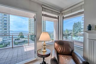 "Photo 3: 406 2271 BELLEVUE Avenue in West Vancouver: Dundarave Condo for sale in ""THE ROSEMONT ON BELLEVUE"" : MLS®# R2356609"