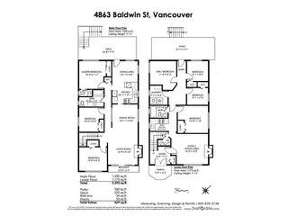 Photo 16: 4863 BALDWIN Street in Vancouver: Victoria VE House for sale (Vancouver East)  : MLS®# R2372578