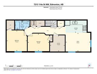 Photo 30: 7213 114A Street in Edmonton: Zone 15 House for sale : MLS®# E4170004