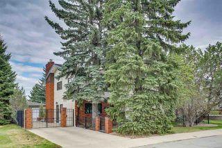 Main Photo: 4103 ASPEN Drive W in Edmonton: Zone 16 House for sale : MLS®# E4173349