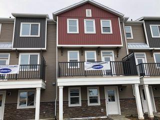 Main Photo: 2 2072 Wonnacott Way in Edmonton: Zone 53 Townhouse for sale : MLS®# E4181998