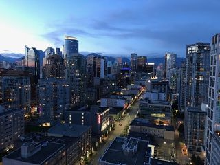 Photo 4: 2602 1325 ROLSTON Street in Vancouver: Downtown VW Condo for sale (Vancouver West)  : MLS®# R2455188