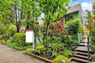Main Photo: 1344 WALNUT Street in Vancouver: Kitsilano Townhouse for sale (Vancouver West)  : MLS®# R2459247