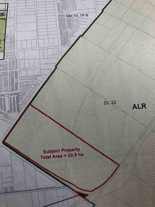 Main Photo: 6205 GLOVER Road in Langley: Willoughby Heights Land for sale : MLS®# R2463046