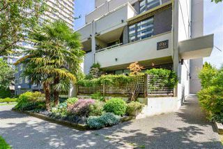 """Photo 3: 105 1819 PENDRELL Street in Vancouver: West End VW Condo for sale in """"PENDRELL PLACE"""" (Vancouver West)  : MLS®# R2477357"""