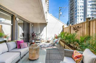 """Photo 15: 105 1819 PENDRELL Street in Vancouver: West End VW Condo for sale in """"PENDRELL PLACE"""" (Vancouver West)  : MLS®# R2477357"""