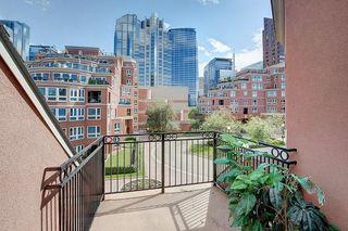 Photo 22: 5202 400 EAU CLAIRE Avenue SW in Calgary: Eau Claire Row/Townhouse for sale : MLS®# A1018228